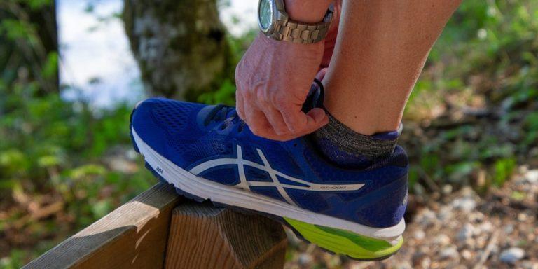 Laufschuhe für schwere Läufer