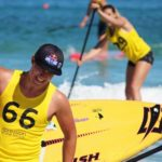Stand-up-Paddling zur Fitness