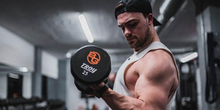 Low-Carb beim Muskelaufbau