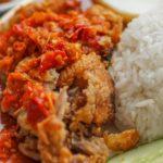 Hähnchen mit Reis für den Muskelaufbau